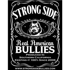 View full profile for STRONGSIDE BULLIES