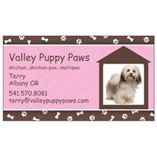 View full profile for Valley Puppy Paws