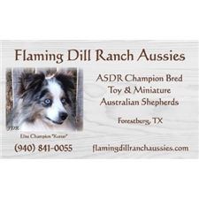 View full profile for Flaming Dill Ranch