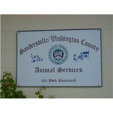 View full profile for Sandersville/Washington County Animal Shelter