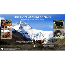 View full profile for Tibetian Golem Kennel