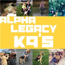 View full profile for Alpha Legacy K9's