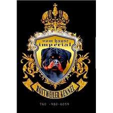 View full profile for Vom Hause Imperial Rottweilers Kennel